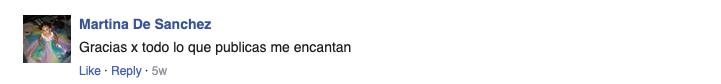 """¡Gracias por tanto!"": Gitana Perla agradece comentarios de sus seguidores"